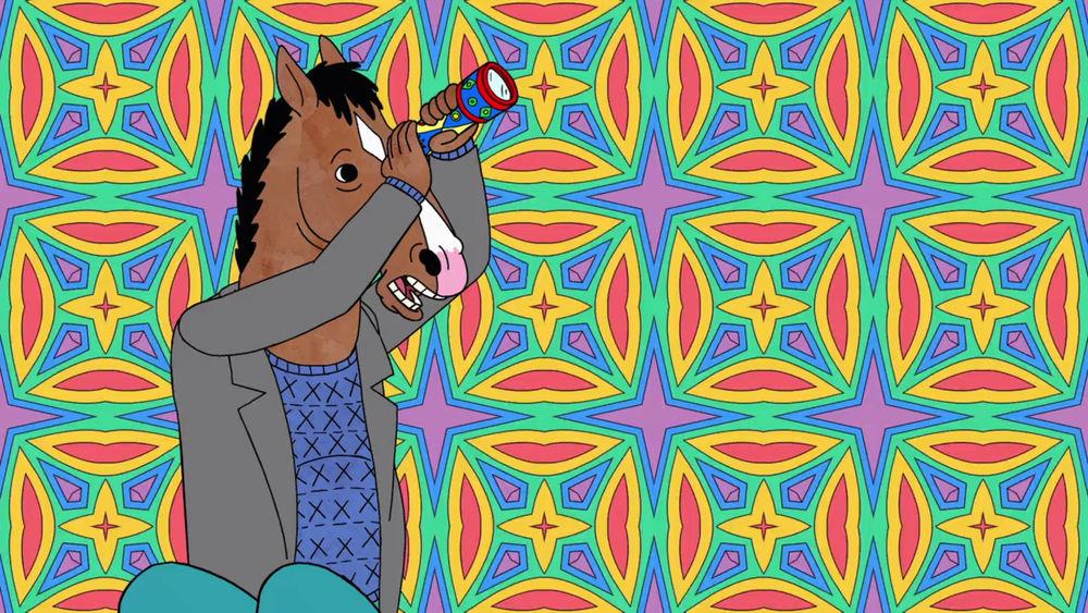 Bojack Horseman 1×05 – Vive rápido, Diane Nguyen