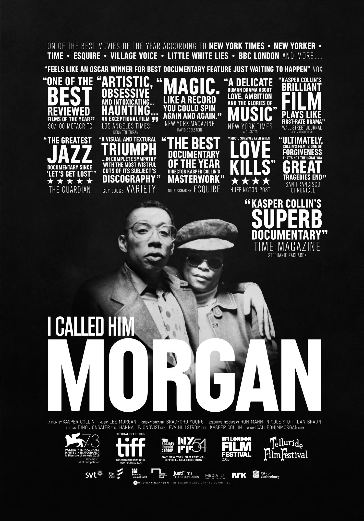I Called Him Morgan (2016) - IMDb
