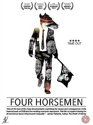 Where to stream Four Horsemen