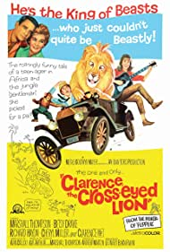Clarence, the Cross-Eyed Lion (1965) Poster - Movie Forum, Cast, Reviews