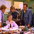 Susan Hogan, Scott Hylands, Sean McCann, Allan Royal, and Jeff Wincott in Night Heat (1985)