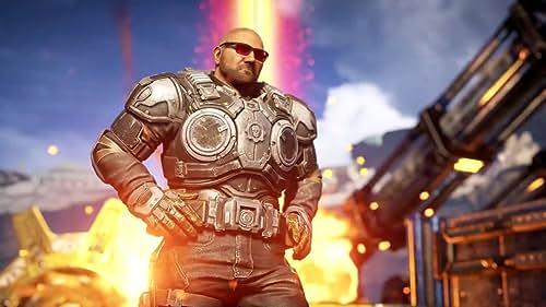Gears 5: Batista Gameplay Reveal
