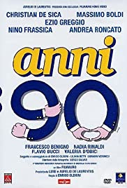 Anni 90(1992) Poster - Movie Forum, Cast, Reviews