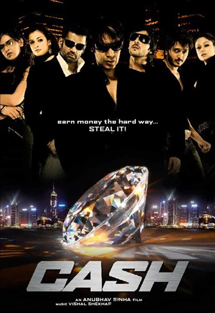 Cash (2007) Hindi 720p HEVC HDRip x265 ESubs [650MB] Full Bollywood Movie