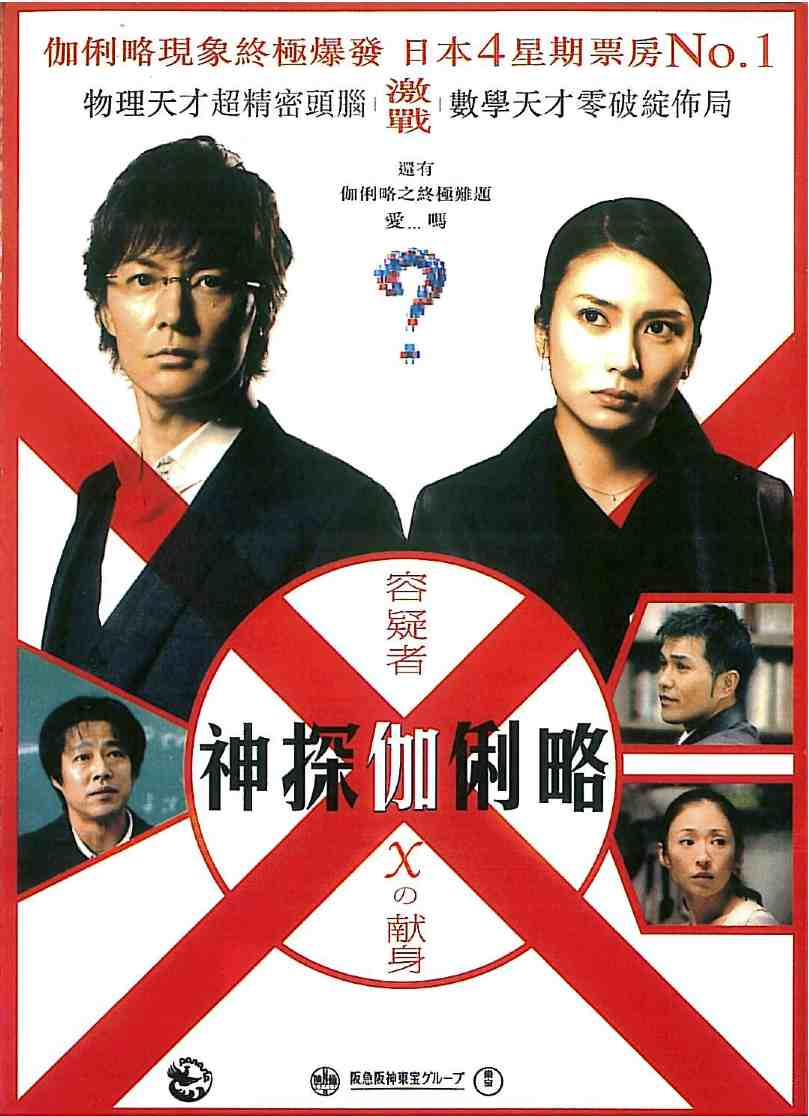 Phim Nghi Can X - Suspect X (Yôgisha X no kenshin) (2008)