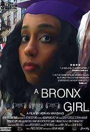 A Bronx Girl Poster