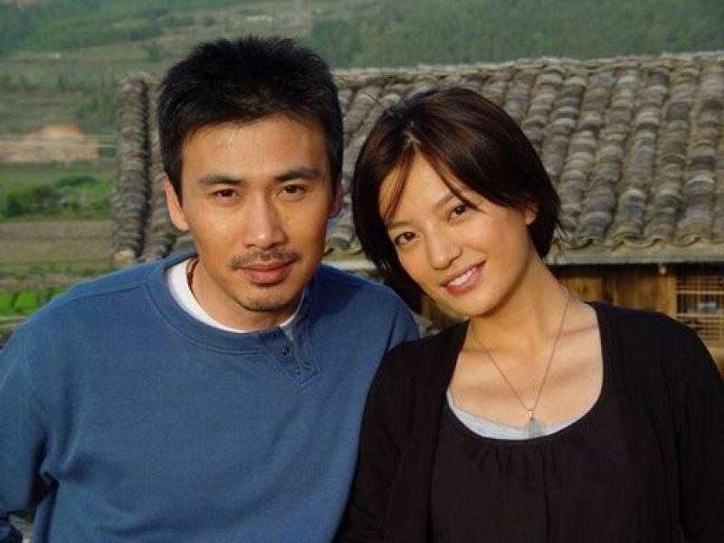 Yunlong Liu and Wei Zhao in Yu guanyin (2003)