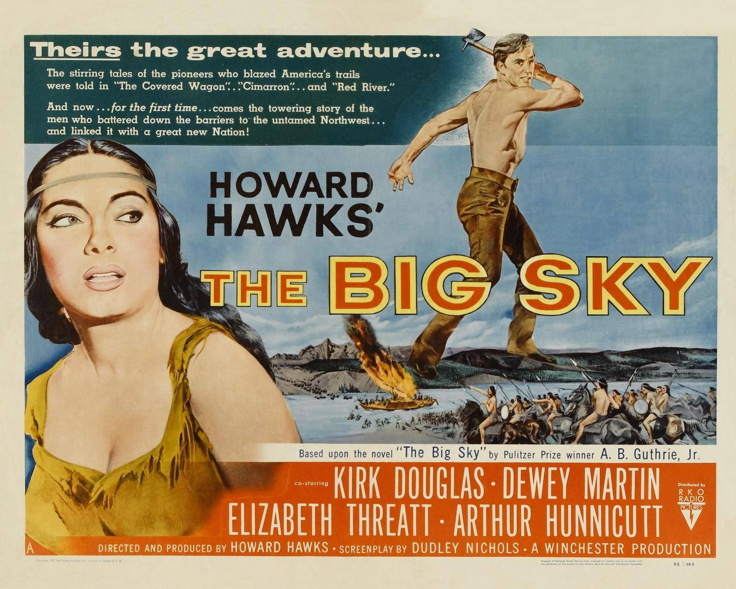 The Big Sky (1952) - Photo Gallery - IMDb
