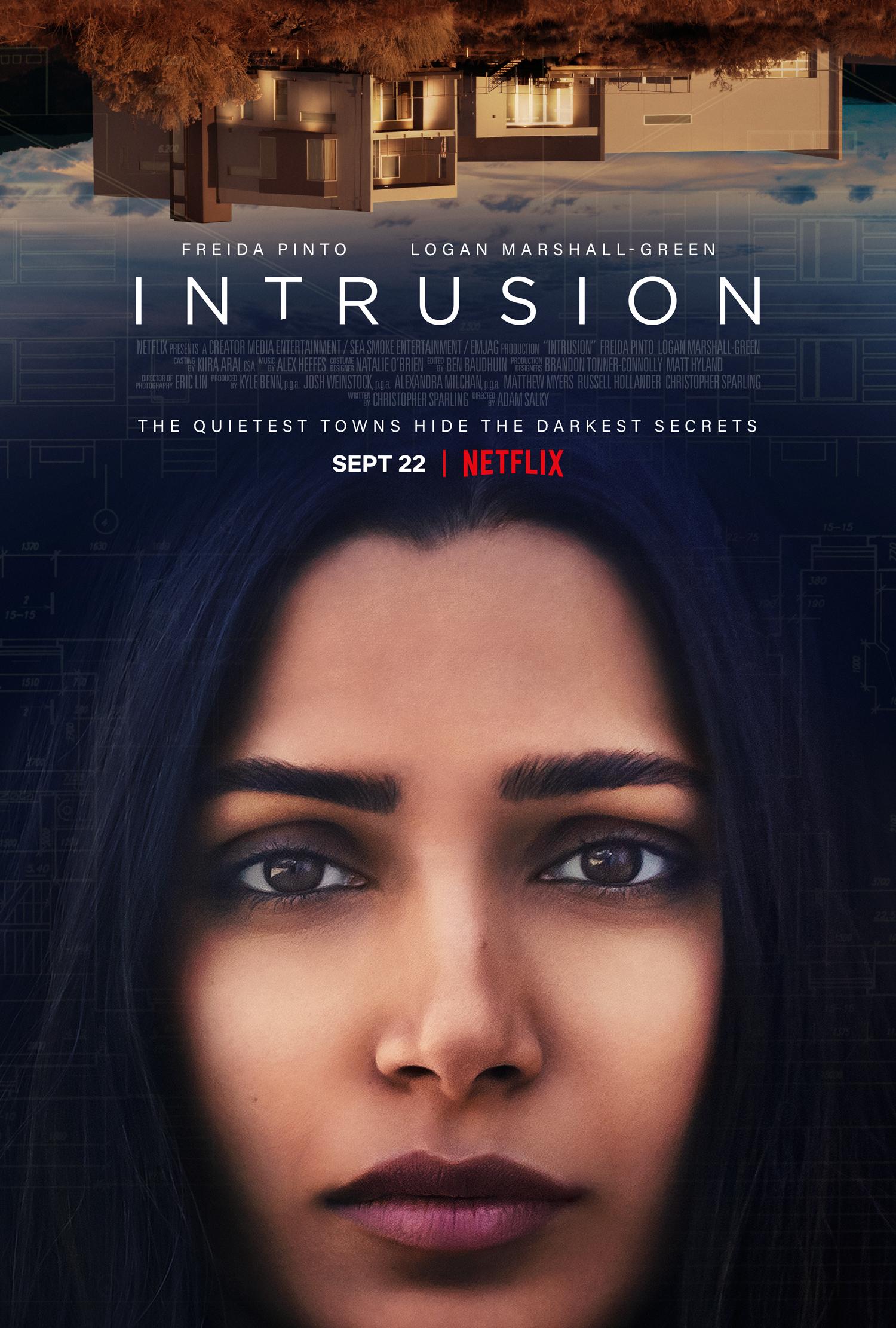 Phim Sự Xâm Nhập - Intrusion (2021)
