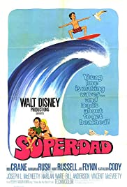 Superdad (1973) Poster - Movie Forum, Cast, Reviews