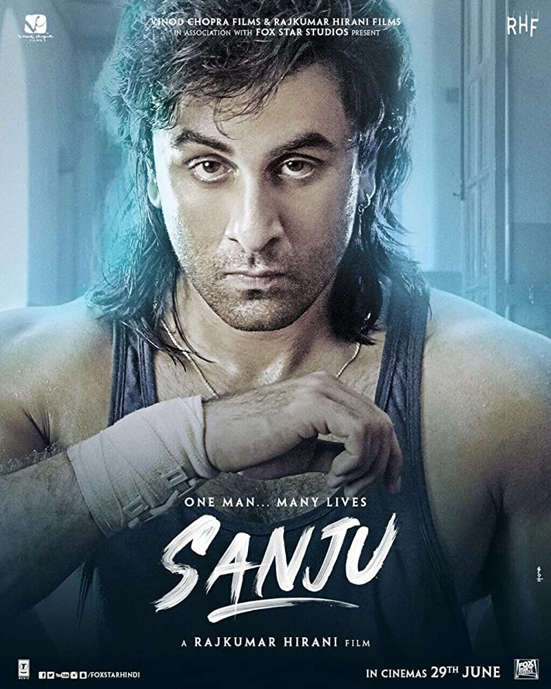 Sanju 2018 Hindi HDRip 700MB ESubs MKV