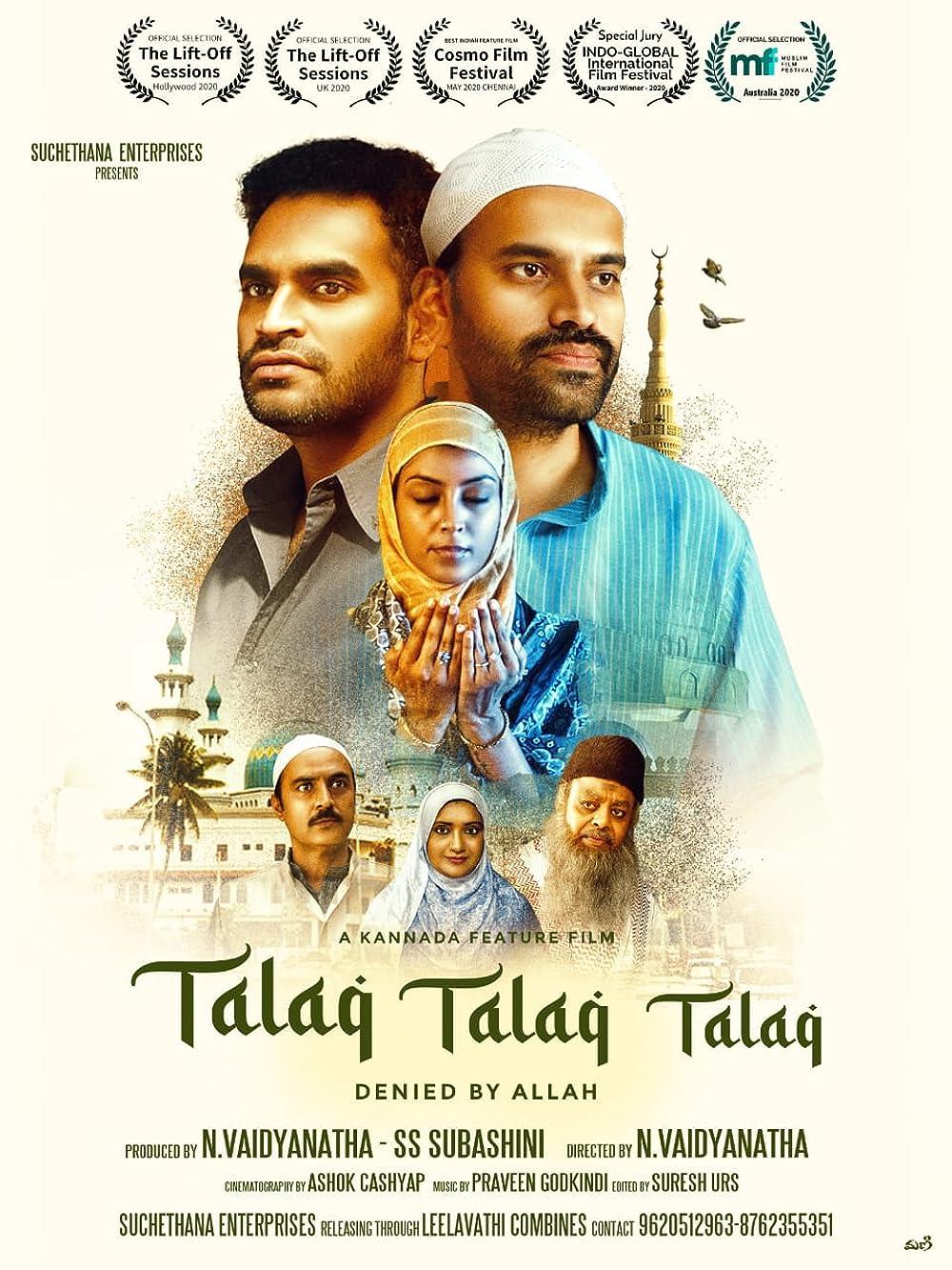 Talak Talak Talak 2021 Kannada 720p TRUE HDRip 1.1GB Download