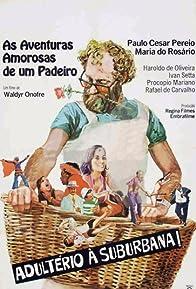 Primary photo for As Aventuras Amorosas de Um Padeiro