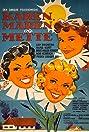 Karen, Maren og Mette (1954) Poster
