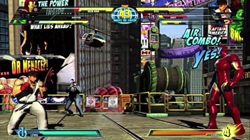 Marvel Vs. Capcom 3: Fate Of Two Worlds: Daily Bugle 4