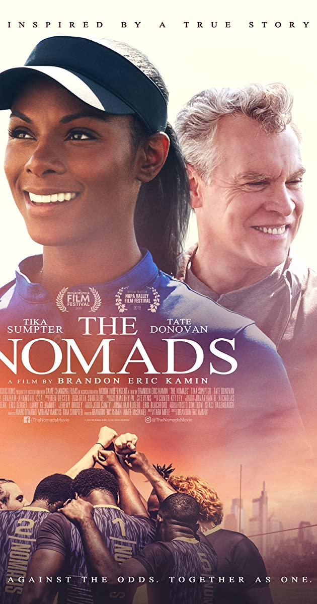 Subtitle of The Nomads