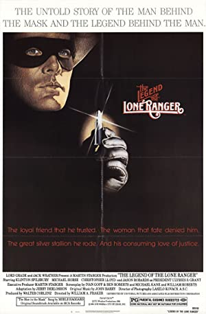 Where to stream The Legend of the Lone Ranger
