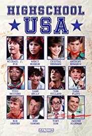 High School U.S.A. (1983) Poster - Movie Forum, Cast, Reviews