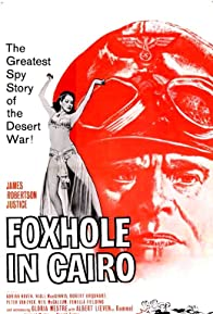 Primary photo for Foxhole in Cairo
