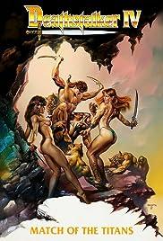 Deathstalker IV: Match of Titans Poster