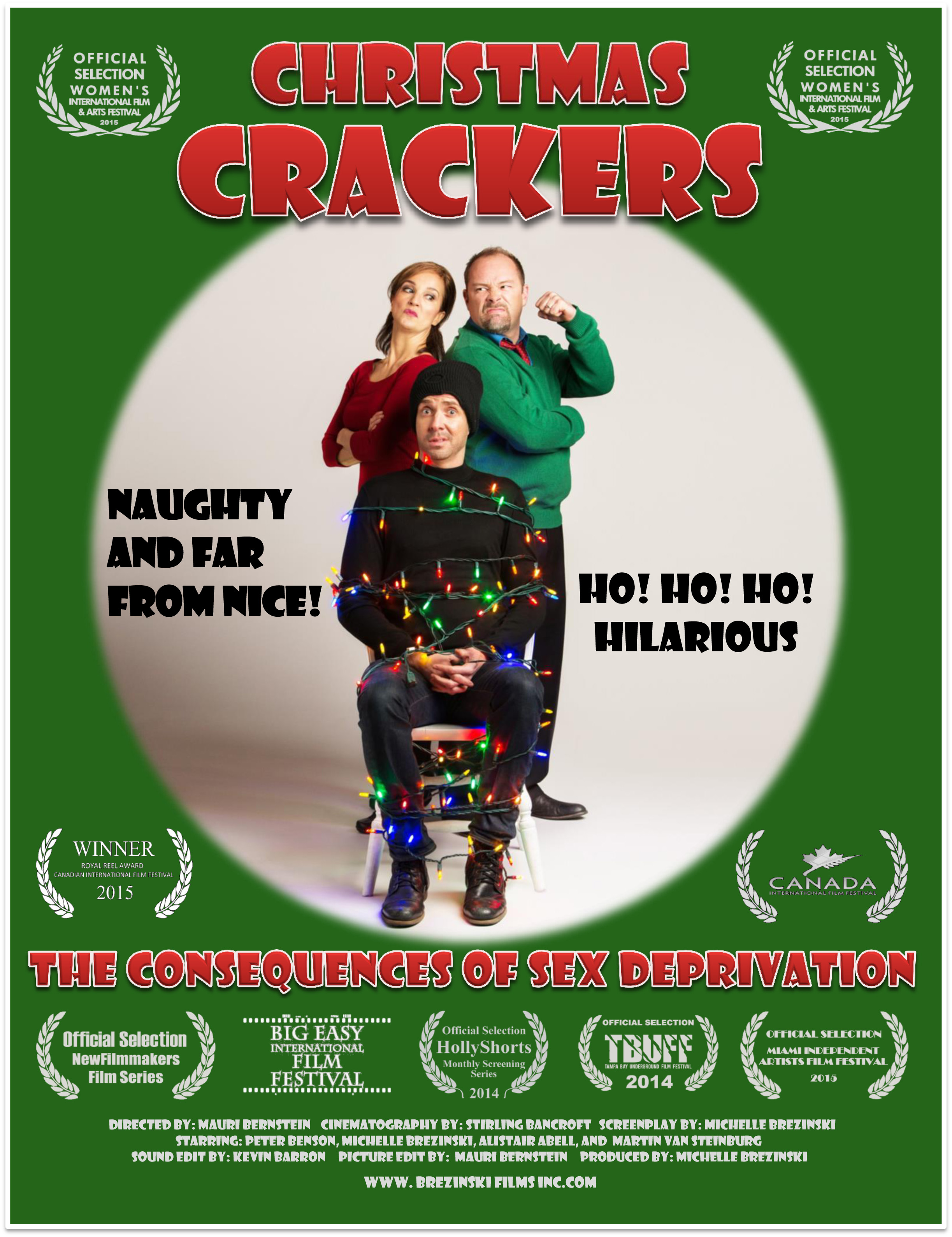 christmas crackers 2014 imdb