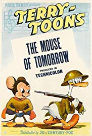 The Mouse of Tomorrow Poster