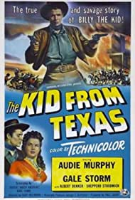 The Kid from Texas (1950) Poster - Movie Forum, Cast, Reviews
