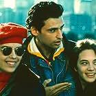 Asia Argento, Enrico Lo Verso, and Claudia Pandolfi in Le amiche del cuore (1992)