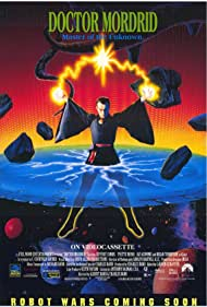 Doctor Mordrid (1992) Poster - Movie Forum, Cast, Reviews
