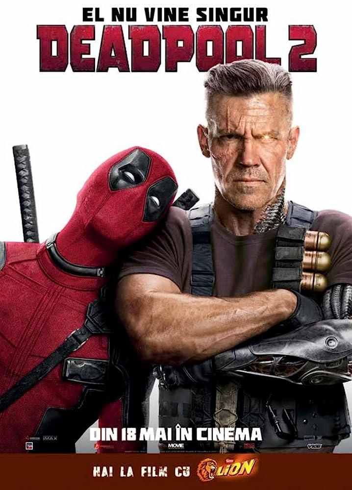 Deadpool 2 Subtitle Indonesia