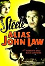 Alias John Law (1935) Poster