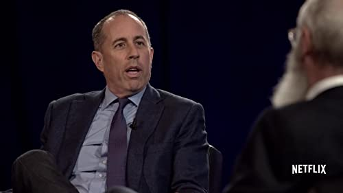 My Next Guest Needs No Introduction: Jerry Seinfeld