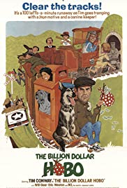 The Billion Dollar Hobo (1977) Poster - Movie Forum, Cast, Reviews