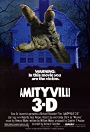 Amityville 3-D (1983) Poster - Movie Forum, Cast, Reviews