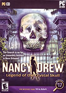 Movies downloaded ipod Nancy Drew: Legend of the Crystal Skull [hd720p]