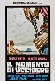 The Moment to Kill Poster