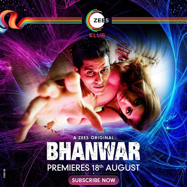 18+ Bhanwar 2020 Hindi S01 Complete Zee5 Hot Web Series 720p HDRip 600MB MKV