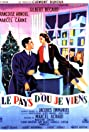 The Country I Come From (1956) Poster