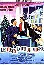 Le pays d'où je viens (1956) Poster