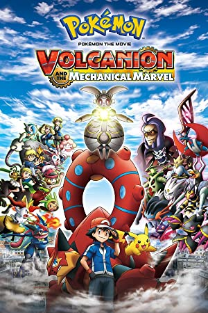 Free Download & streaming Pokémon the Movie: Volcanion and the Mechanical Marvel Movies BluRay 480p 720p 1080p Subtitle Indonesia