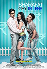 Sharafat Gayi Tel Lene Poster