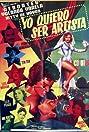 Yo quiero ser artista (1958) Poster