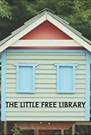 The Little Free Library Poster