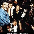 Ernie Anderson, John Bloom, John Stanley, and John Zacherle in Joe Bob's Drive-In Theater (1987)