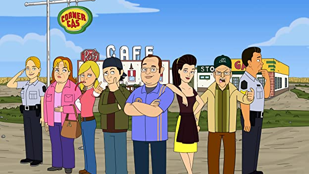 Corner Gas Animated (2018-)