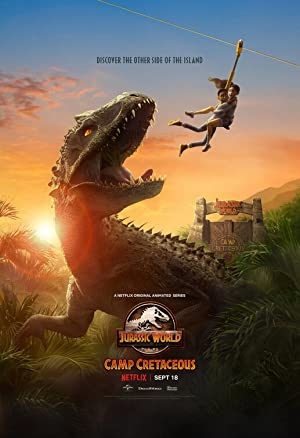 Jurassic World – Acampamento Jurássico