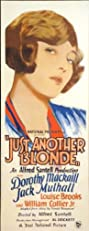 Just Another Blonde (1926) Poster