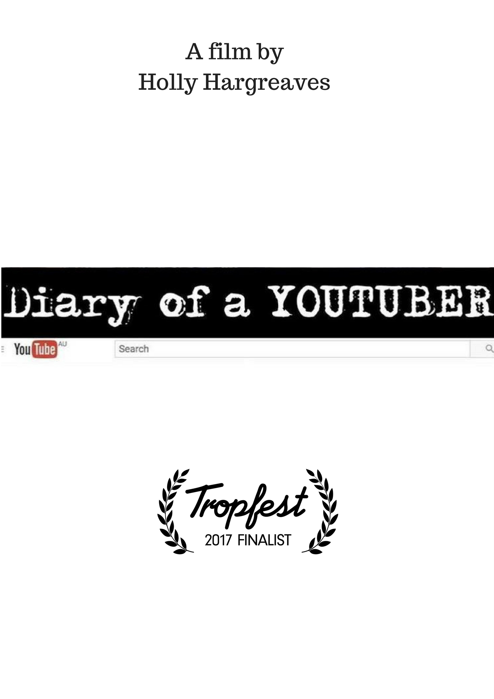 Diary Of A Youtuber 2017 Imdb