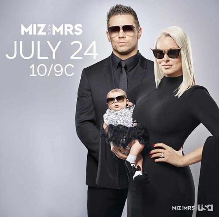WWE Miz & Mrs. Road Trip ManiaS01 Ep05 Full Show thumbnail