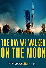 The Day We Walked On The Moon Poster